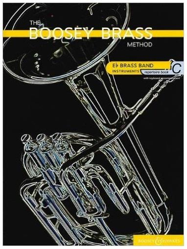 The Boosey Brass Method Eb Brass Band Instruments Repertoire Book C