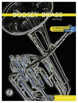 The Boosey Brass Method Eb Brass Band Instruments Book 2