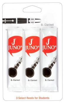 Vandoren Juno Clarinet Bb 1.5 (3-Pack)