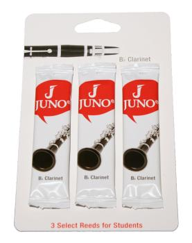 Vandoren Juno Clarinet Bb 2 (3-Pack)
