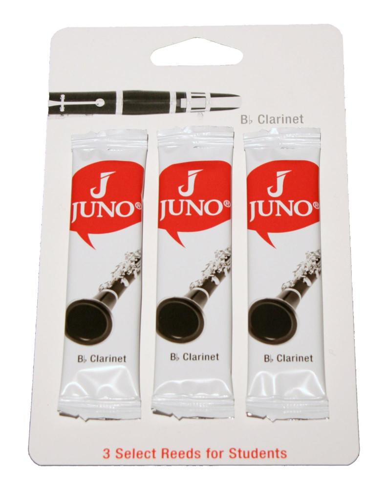 Vandoren Juno Clarinet Bb 2 (3-Pack)