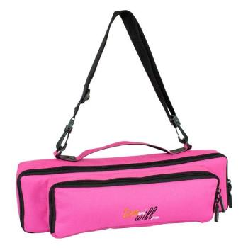 Tom & Will Flute and Piccolo Case Cover in Hot Pink