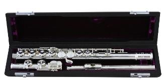Trevor James TJ31VF-E Virtuoso Flute (Closed Hole)