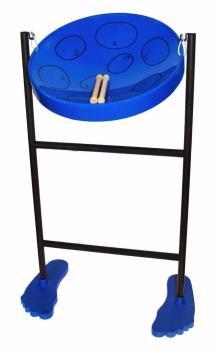 Jumbie Jam JJ1058-BL Steel Pan Kit in Blue