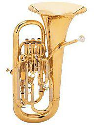 Besson BE2052-1-0 Prestige Euphonium in Lacquer