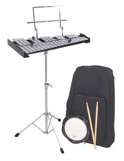 PP PP3216 Glockenshpiel Kit & Carry Bag