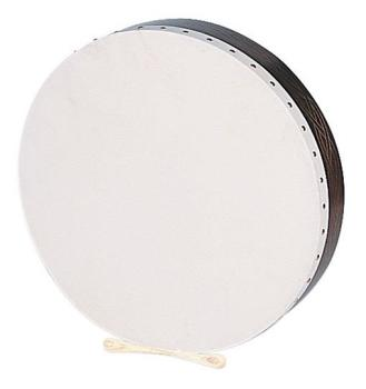 PP B1159 Bodhran - Brass Inlay