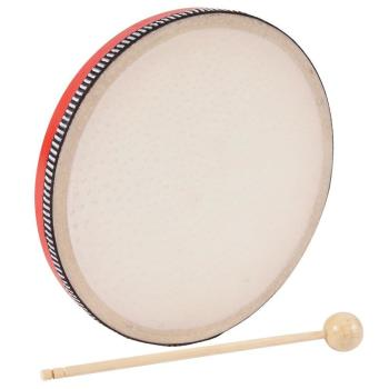 PP PP3228 Hand Drum Red