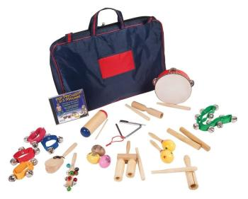 PP PK06 Multi Percussion Set & DVD