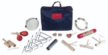 PP PK04 Percussion Kit with Carry Bag