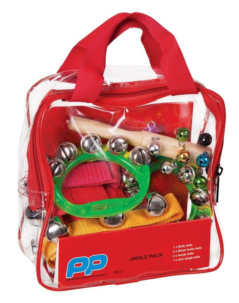 PP PK12 Music Bag - Jingle Pack