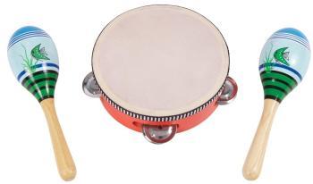 PP PK15 Music Box - Tambourine & Maracas