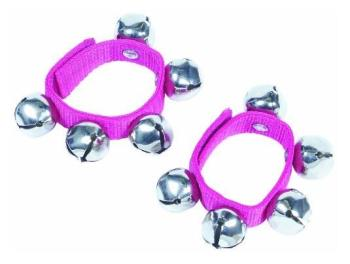 PP PP7009 Ankle Bells, pack of 2