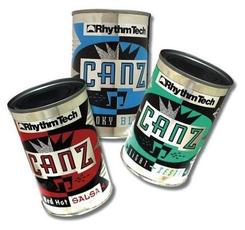 Rhythm Tech RT-CNB Canz, Smokey Blue