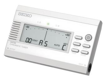 Seiko Chromatic Tuner, Gloss White