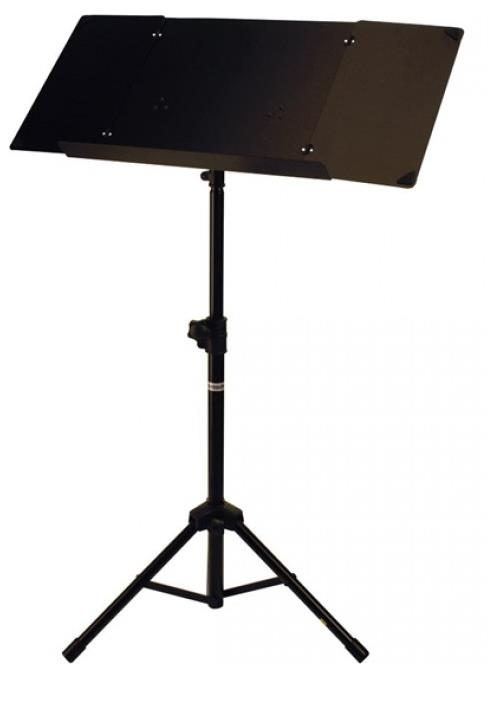 Kinsman Folding Conductor's Music Stand, Black