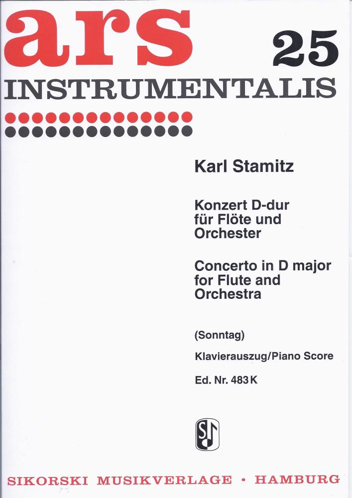 Karl Stamitz: Concerto In D