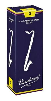 Vandoren Bass Clarinet Reed 2 (Box 5)