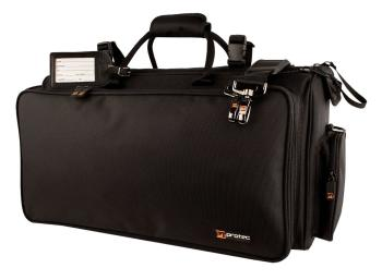 Pro Tec Deluxe Triple Trumpet/Flugel Gig Bag - Black