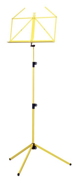 Konig & Meyer Folding Music Stand Colour - Yellow