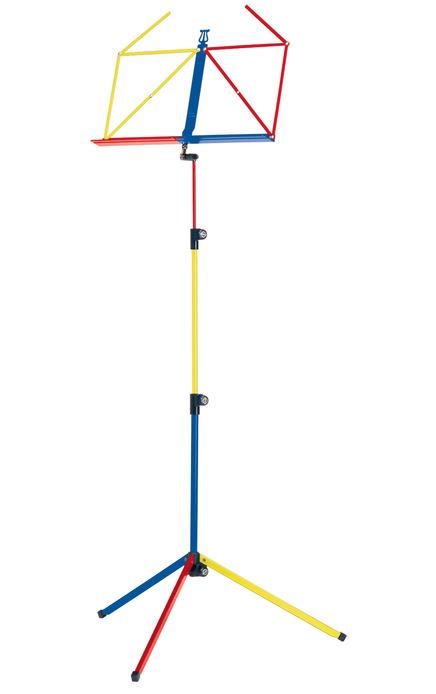 Konig & Meyer Folding Music Stand Colour - Rainbow
