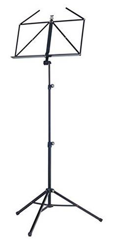 Konig & Meyer Folding Music Stand Colour - Black