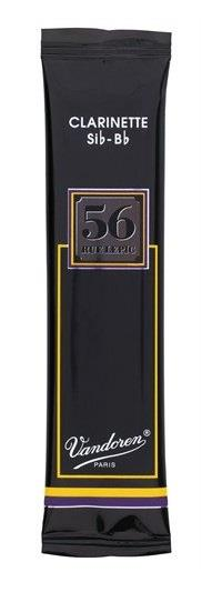 Vandoren 56 Rue Lepic Bb Clarinet Reed - Strength 2.5