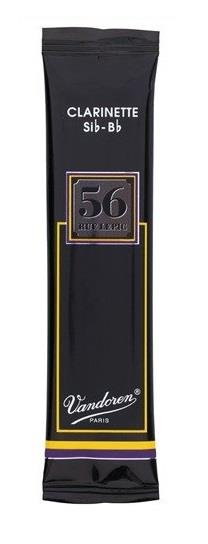 Vandoren 56 Rue Lepic Bb Clarinet Reed - Strength 4.0