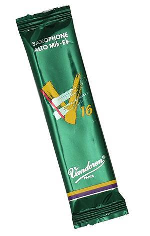 Vandoren V16 Alto Sax Reed Single