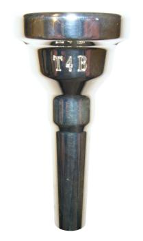 K&G Tenor Trombone (Large) Mouthpiece T4B
