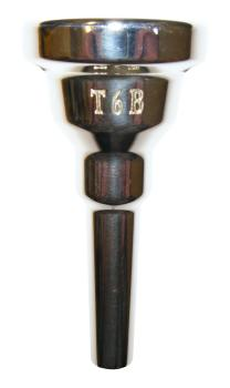 K&G Tenor Trombone (Small) Mouthpiece T6B