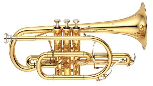 Yamaha YCR833502 Bb 'Neo' Cornet in Lacquer
