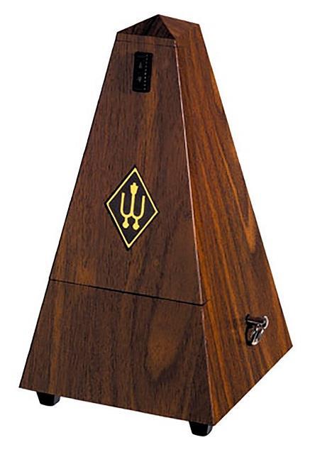Wittner Metronome - Walnut colour & Bell