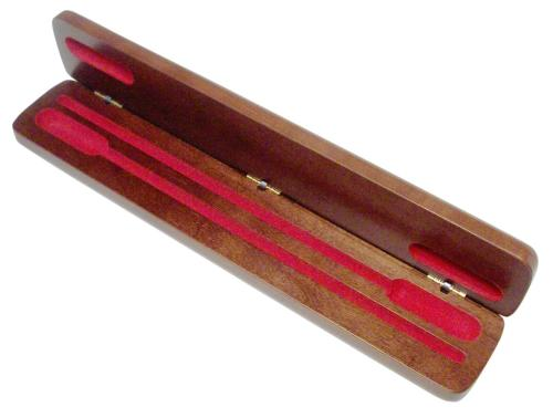 Mollard 'P' Series Conductor Baton Case - Walnut