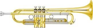 Yamaha YTR8335R Bb NEW 'Xeno' Trumpet in Lacquer, reverse lead pipe