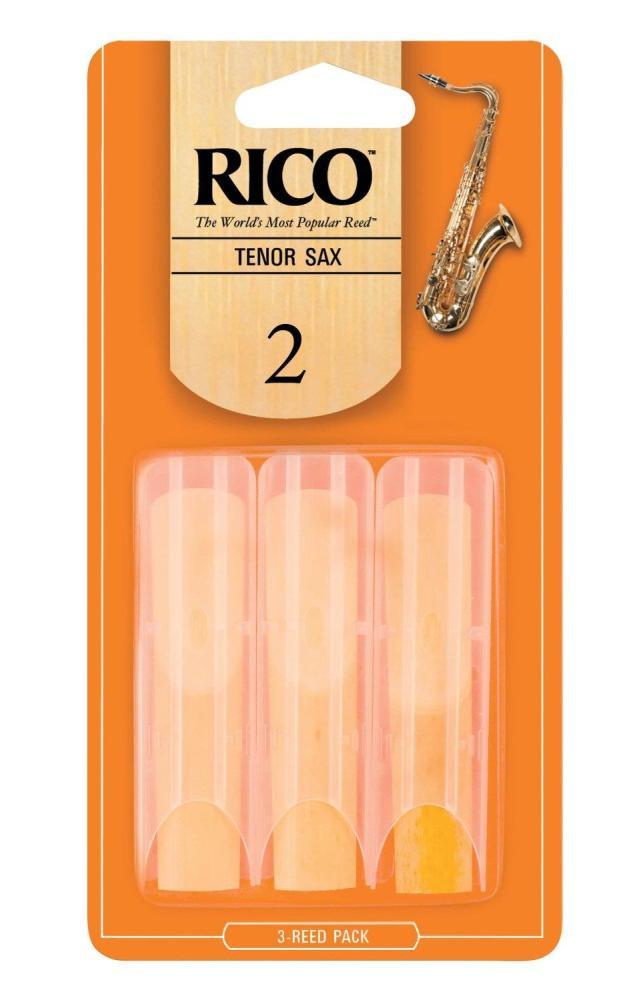 Rico Tenor Sax Reed 2.0 - 3 pack