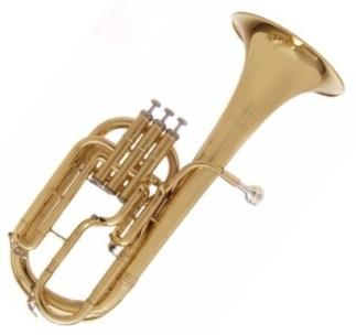 John Packer Sterling JP372L Tenor Horn  Lacquer