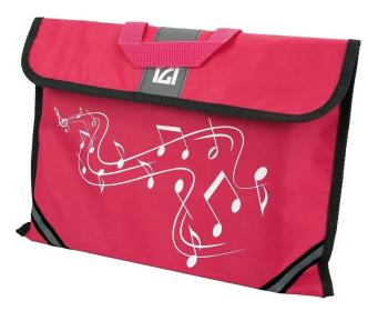 TGI Music Carrier Pink