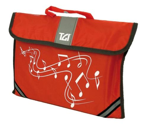 TGI Music Carrier Red