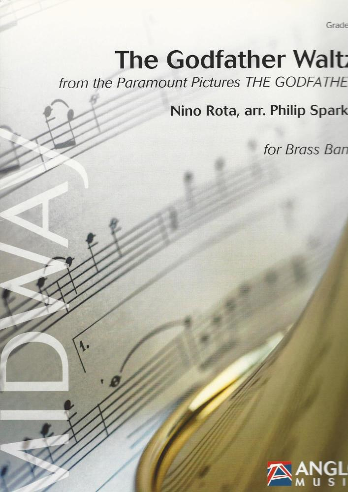 Godfather Waltz, Rota, Arr. Philip Sparke for Brass Band