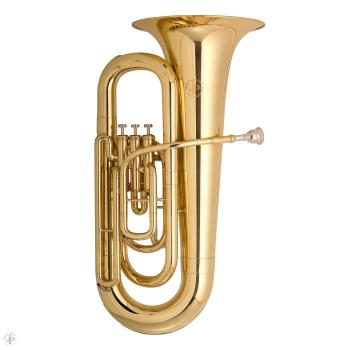 John Packer JP077 Eb Tuba in Lacquer