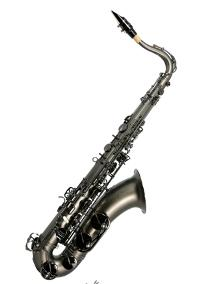 Trevor James TJ 3822BBF Horn Classic II Tenor Sax - Black Frosted