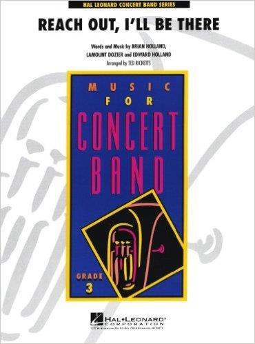 Reach Out, I'll Be There, Hal Leonard for Wind Band (G3)
