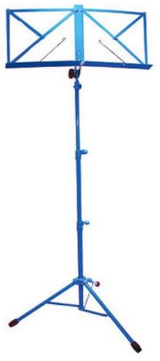 TGI Music Stand in Bag, Blue