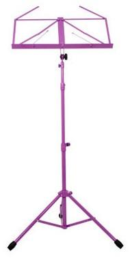 TGI Music Stand in Bag, Pink