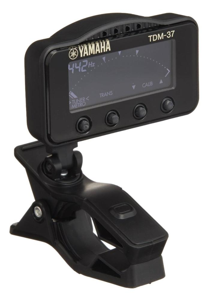 Yamaha Chromatic Clip on Tuner