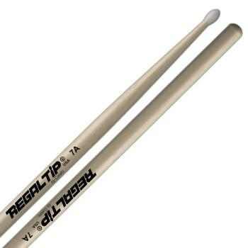 Regal Tip 7a Drum Stick, Nylon Tip