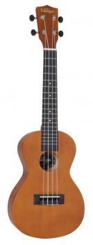 """Vintage VUK30N Concert Size (23"""") Ukulele, Natural"""
