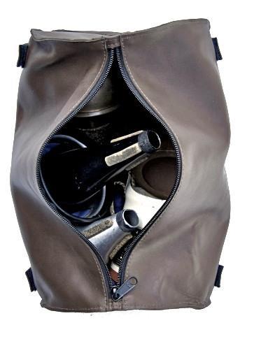 Torpedo Bags Classic Loredo Mute Bag - Black