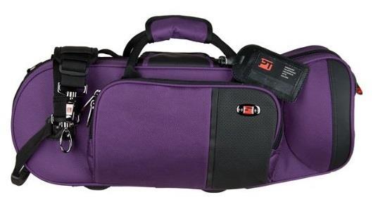 Pro Tec Trumpet Travel Light Pro Pac Case for Trumpet - Purple